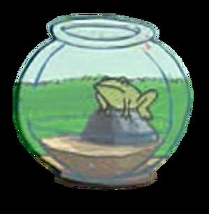 Sandy's Frog