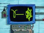 SpongeBob SquarePants Karen the Computer Plankton-4