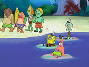 SpongeBob SquarePants vs. The Big One 150