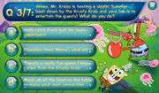 What's Your Krabby Patty Special? - Question 3