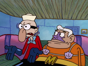 Mermaid Man and Barnacle Boy 062
