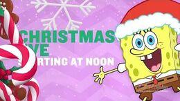 Nicktoons HD US Christmas Eve Advert 2019 SpongeBob Christmas 24 Hours