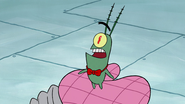 Plankton Gets the Boot 121
