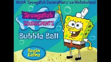 SpongeBob SquarePants Bubble Ball - Full Game