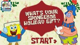 What's Your SpongeBob Holiday Gift? (Nickelodeon Quiz)