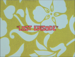Lost Episode credits