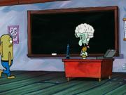 Professor Squidward 047