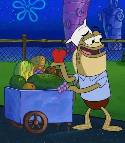 File:Fruit Vendor in Sharks vs. Pods.png