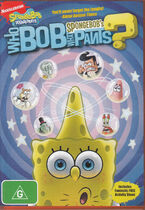 SpongeBob's WhoBob WhatPants? original Australian DVD