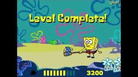 SpongeBob SquarePants Jellyfishin' - Full Game