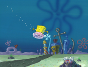 The Sponge Who Could Fly 358