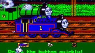 Thomas the Tank Engine & Friends - SNES SFC-0