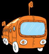 Bus stock art 2
