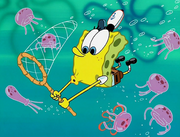 Jellyfish Hunter 111