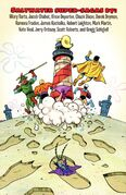 SpongeBob Comics Annual No. 1 End