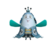 Spongebob-Mrs-Puff-ghost-model
