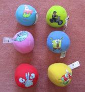 2004 KFC toys
