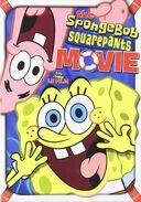 The SpongeBob SquarePants Movie DVD Bilingual re-release cover