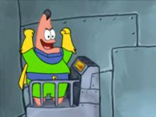 Dreaded Patrick DS