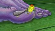The Incredible Shrinking Sponge 209