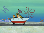 Mrs. Puff, You're Fired 168