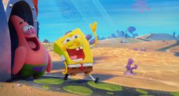 SpongeBob's missing holes error in The SpongeBob Movie Sponge on the Run