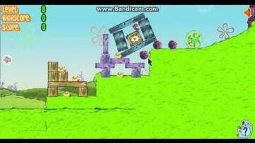 SpongeBob SquarePants - Garys Revenge Gameplay
