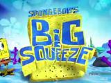 SpongeBob's Big Squeeze