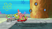 Moving Bubble Bass 122
