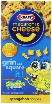 New sb mac and cheese packaging