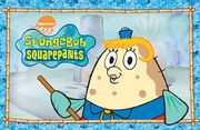 SpongeBob SquarePants Mrs Puff Wallpaper