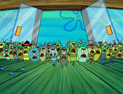 Plankton's Army 147