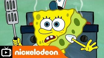 SpongeBob SquarePants Sponge Service Nickelodeon UK