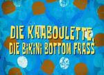 167a. Die Kraboulette, die Bikini Bottom fraß