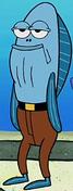 Blue Fred
