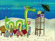 SpongeGuard on Duty 128