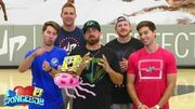 Nick USA 'I ❤ SpongeBob' Week - Dude Perfect Bumper