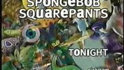 Old Promo from Kids Choice Awards - SpongeBob SquarePants (1999)