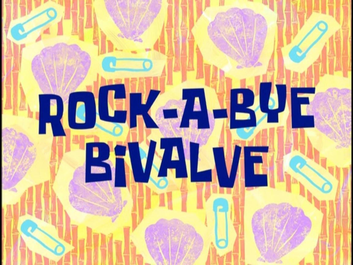 gary the snailgalleryrockabye bivalve encyclopedia