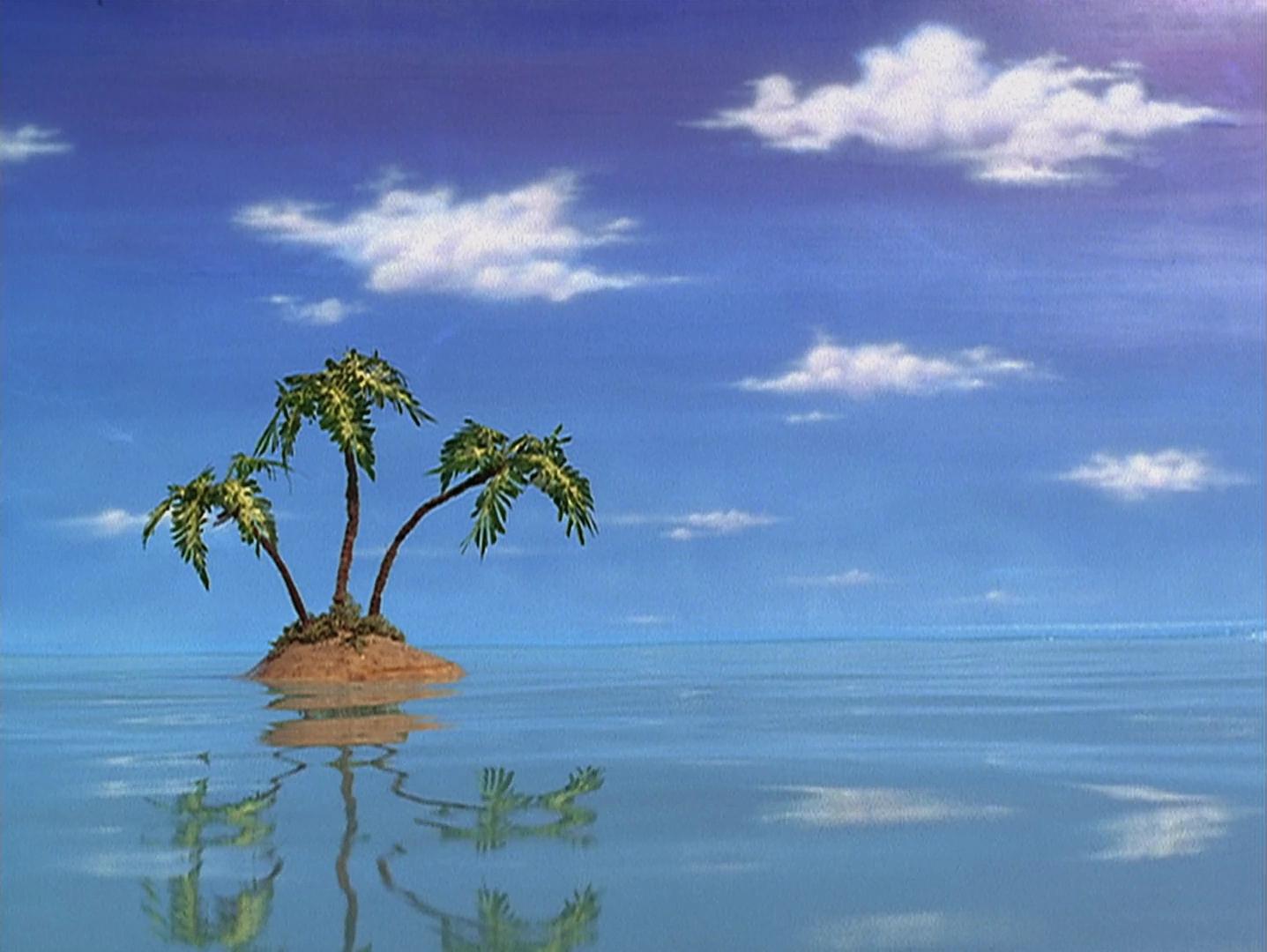 bikini atoll island Perry