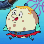 SpongeBob SquarePants Mrs Puff Inflated in Code Yellow-2