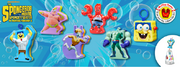 2015 McDonald's Happy Meal toys poster