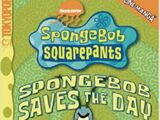 SpongeBob Saves the Day (Cine-Manga book)
