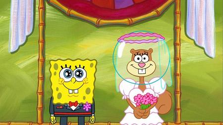 Spongebob dating sandy