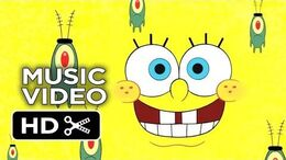 """The SpongeBob Movie Sponge Out of Water Music Video - """"Day of Positivity"""" (2015)"""