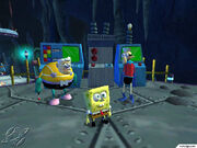 3d Barnacle Boy, 3d Mermaid Man, & 3d Spongebob2