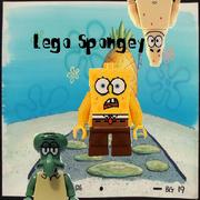 Lego spongey