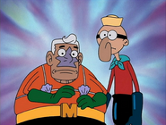 Mermaid Man and Barnacle Boy III 009