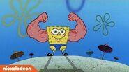 Sponge BobSchwammkopf Goldene Momente MuskelBob Nickelodeon Deutschland