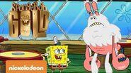 Spongebob Gold Lo Yeti Krab Nickelodeon